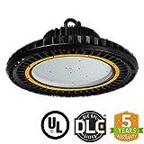 150W LED UFO High Bay Lights - (UL+DLC) (4000k)