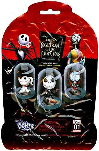 Disney Nightmare Before Christmas Original Minis Domez Blind Bag