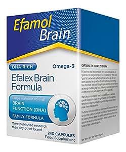 Efamol Efalex - Frasco de 240 cápsulas