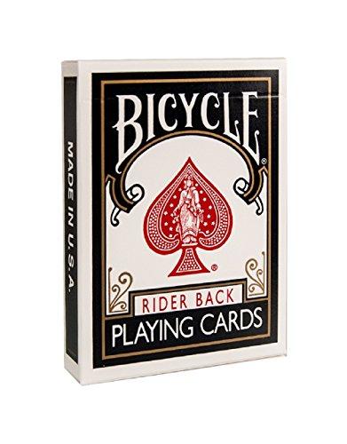 Matsui Gaming Machine Bicycle Black Rider 808 Playing Cards (4-Pack)