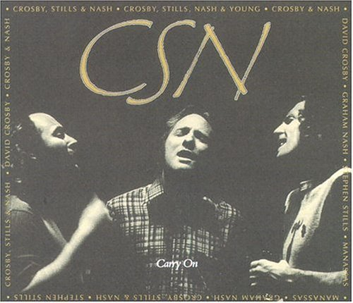 Carry on-Best of by Crosby Stills Nash & Young (1999-10-19)