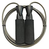 Best Skipping Ropes - COOROPE Aerobic Exercise Boxing Skipping Jump Rope Adjustable Review