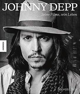 Johnny Depp Der Mann Hinter Den Masken Amazon De Thomas