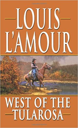 Book West of the Tularosa