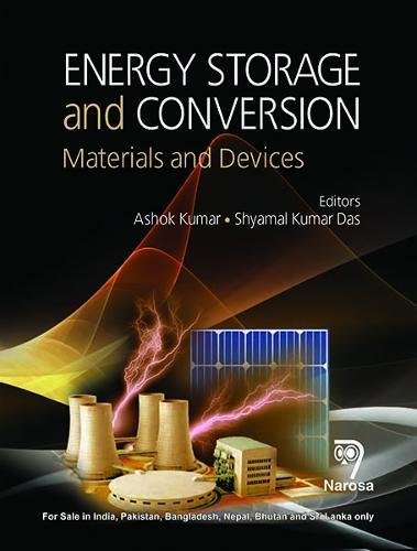 Energy Storage & Conversion: Materials & Devices PDF