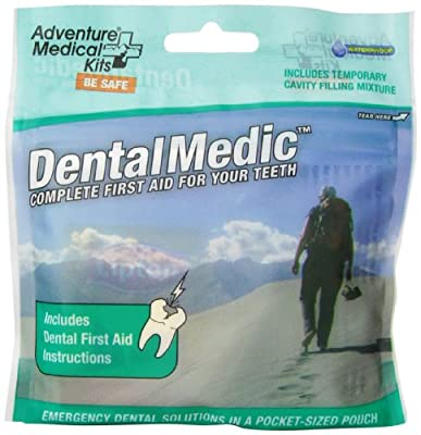 Adventure Medical Kits Dental Medic Kit by Adventure Medical Kits