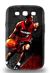 Fashion Case Cover For Galaxy S3 NBA Miami Heat Mario Chalmers #15 ( Custom Picture iPhone 6, iPhone 6 PLUS, iPhone 5, iPhone 5S, iPhone 5C, iPhone 4, iPhone 4S,Galaxy S6,Galaxy S5,Galaxy S4,Galaxy S3,Note 3,iPad Mini-Mini 2,iPad Air )