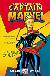 Captain Marvel, Vol. 1: In Pursuit of Flight