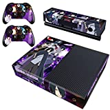 xbox one skins for console naruto - Vanknight Vinyl Decal Skin Stickers Cover for Xbox One Console Kinect 2 Controllers
