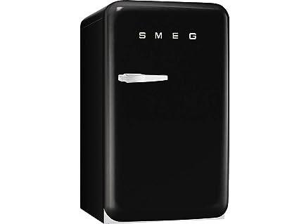 Smeg Kühlschrank Schwarz : Smeg fab hrne kühlschrank kühlteil liters amazon