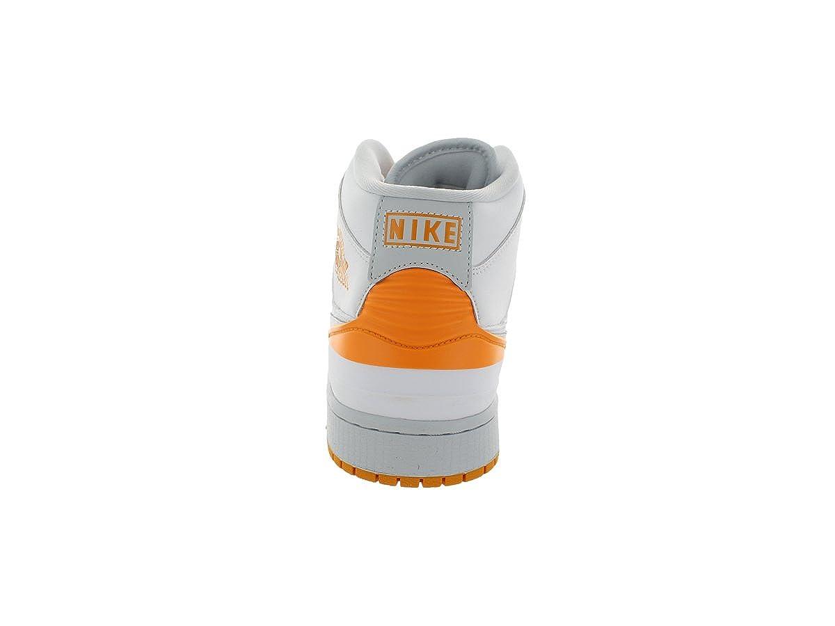 big sale e54f2 7108e Amazon.com    644490-115  AIR Jordan AIR Jordan 1 Retro Mens Sneakers AIR  JORDANWHITE Kumquat-Pure PLATINUMM   Fashion Sneakers