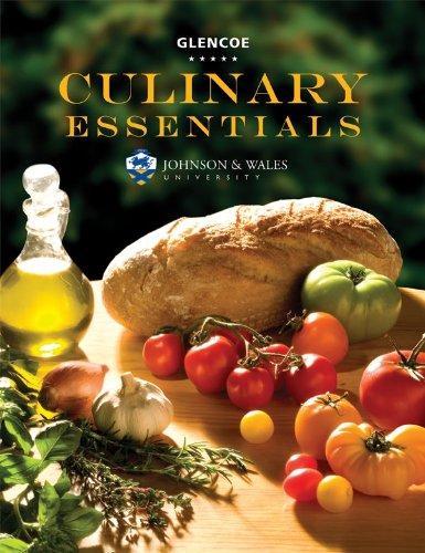 Culinary Essentials, Student Edition