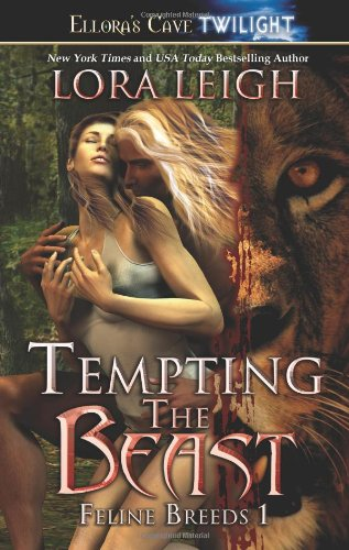 Book cover for Tempting the Beast