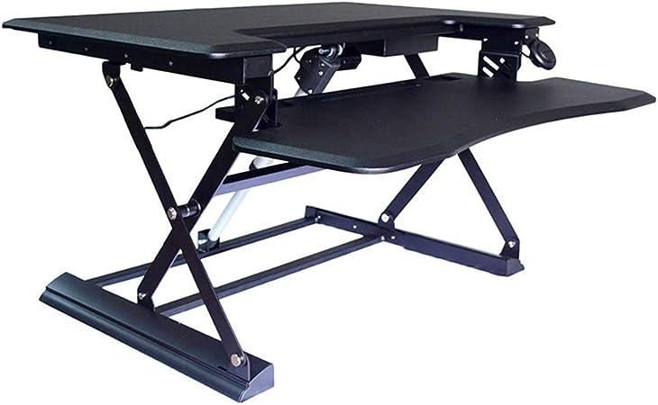 Mesas y sillas Elevador eléctrico Plegable Escritorio de ...