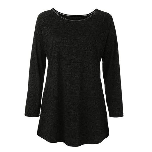 789a8ced703 Danhjin Plus Size Women Ladies Hooded Sweatshirt Dress Long Sleeve Solid  Sweater Hoodies Jumper Mini Dress