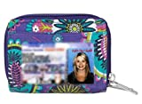 Bella Taylor Paisley Punch Card Case Quilted Small Wallet, Bags Central