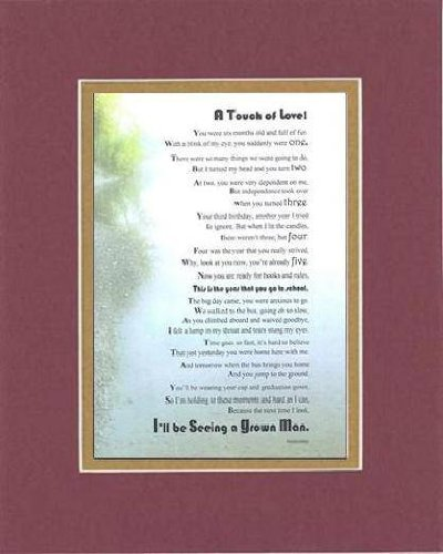 A touch of love poem
