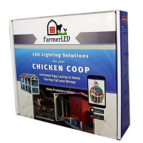 Chicken Coop Led Lighting in Florida - 4