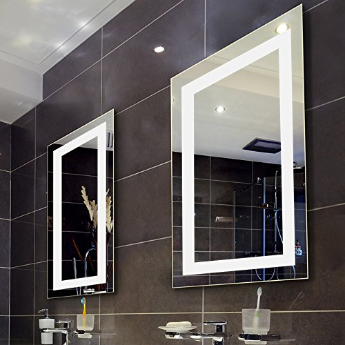 NEUTYPE-Bathroom-LED-Backlit-Mirror-Vanity-Sink-Mirror-With-Anti-fog-Function-Horizontally-and-Vertically-Wall-mounted-Perfect-for-Home-Use-or-Hotel-Supplies