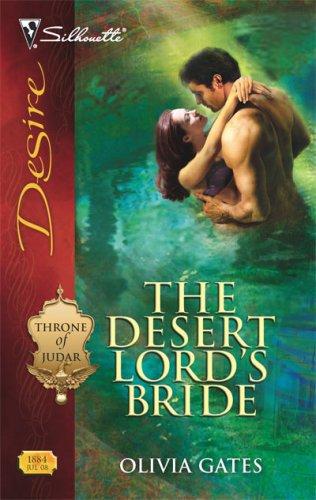 The Desert Lord's Bride (Harlequin - Hills Premium Desert