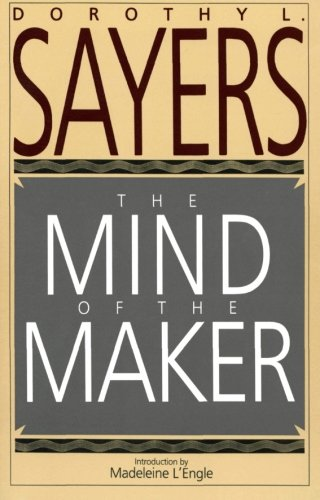 Product picture for The Mind of the Maker by Dorothy L. Sayers