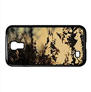 Fall Weather Watercolor style Cover Samsung Galaxy S4 I9500 Case (Autumn Watercolor style Cover Samsung Galaxy S4 I9500 Case)