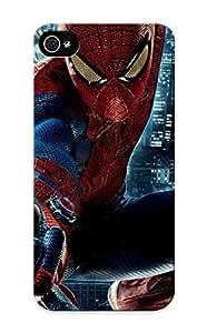Design For Iphone 5/5s Premium Tpu Case Cover The Amazing Spiderman Spiderman Superhero Protective Case
