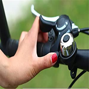 ShungHO Bike Bell Mountain Bike Copper Bells Ring Horn Accessories for Mountain Road