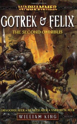 Full warhammer book series warhammer books in order gotrek felix the second omnibus fandeluxe Images