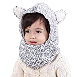 Connectyle Baby Kids Warm Winter Hats Cute Thick Earflap...