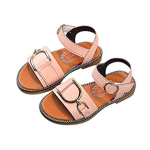 YJYdada Summer Children Infant Kids Girls Non-Slip Sandals P
