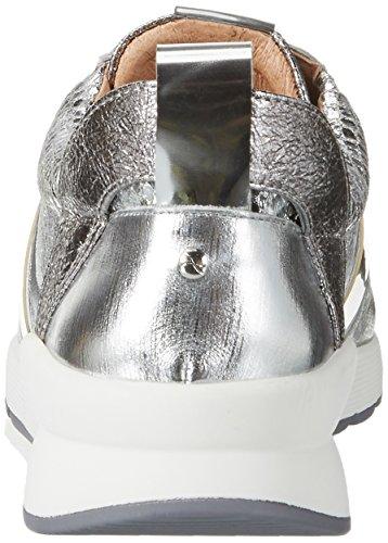 Brax Damen Brest Running Sneaker Silber (Argento)
