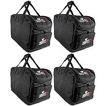 4) Chauvet DJ CHS-30 VIP Gear Lighting Bags for SlimPAR Tri/Quad/Pro IRC Lights