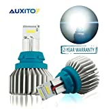 led back up lights f150 - AUXITO 2000 Lumens Error Free 912 921 T15 LED Bulbs Extremely Bright Newest CSP 9-SMD Plug and Play for Back Up Reverse Lights, 6500K White (Pack of 2)