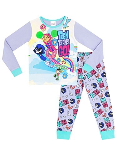 2a96611d7294 Teen Titans Go! Girls Teen Titans Pyjamas Ages 4 to 12 Years - Buy ...