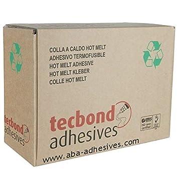 5kg TECBOND klare Mehrzweck 12mm x 300mm Klebestifte