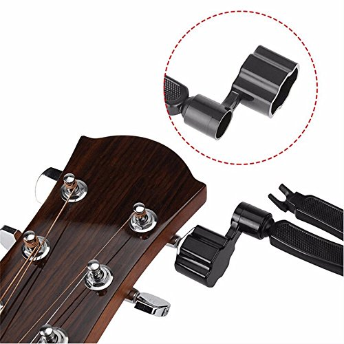 3 in 1 Guitar String Forceps Planet Waves String Winder And Cutter by Isguin (Image #3)