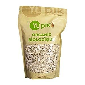 Yupik Organic Cashew Pieces 1 Kilogram