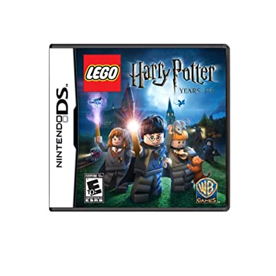 Lego Harry Potter: Years 1-4 - Nintendo DS: Whv Games: Video Games