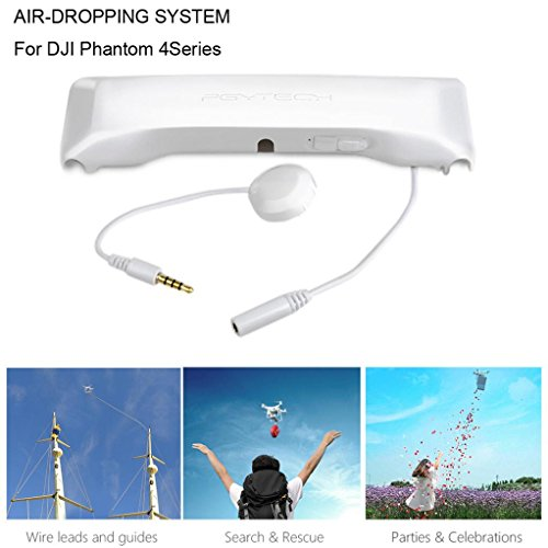 PGYTECH Air-Dropping System for DJI Phantom 4 series drone Accessories Durable by Dreamyth