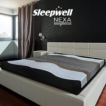 Sleepwell Nexa Mattress - (75 x 72 x 8 Inches 4f7340ddf