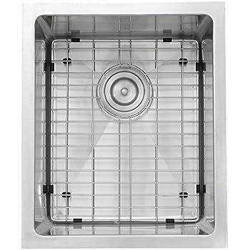 Nantucket Sinks Sr1815 15 X 18 Inch Pro Series Rectangle