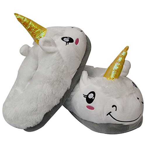Home 121 Unicorn Cartoon Women Adult Slippers Shoes more Unisex Fur shopping Cute gqx7PnBn