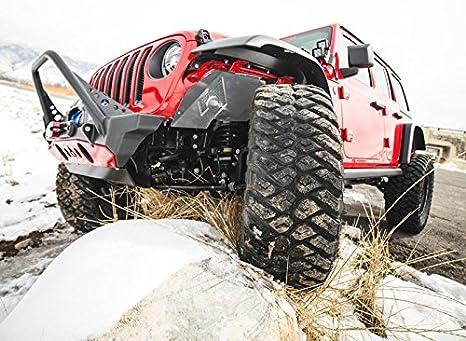 Artec Industries JL5107-GNKQ Jl Front Inner Fenders Solid