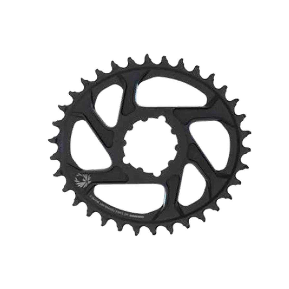 Sram Kettenblatt X-Sync Eagle oval 32T, Direct Mount, Aluminium, schwarz 12-Fach, 6mm Offset, 11.6218.038.010, Standard