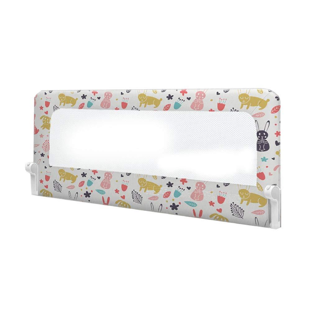 子供のベッドのフェンスの赤ちゃんのばらつき防止フェンスベッドサイドバッフルユニバーサルベビーフェンス (サイズ さいず : 180cm) 180cm  B07P3ZYRF1
