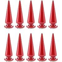 HEEPDD 10 Unids 10mm Metal Spike Rivets,