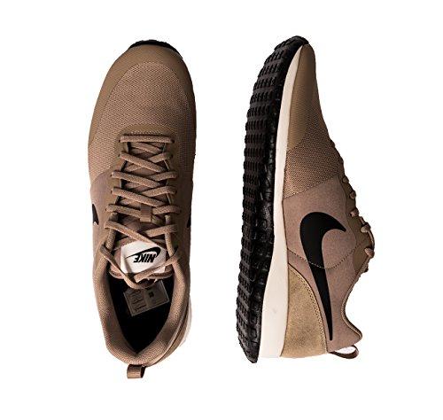 Nike Elite Shinsen, Scarpe da Corsa Uomo Multicolore - Beige / Black (Desert Camo / Black-sail)
