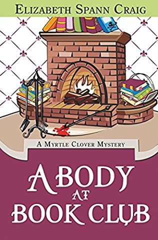 book cover of A Body at Book Club