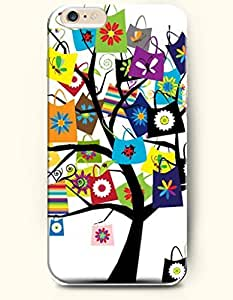 OOFIT iPhone 6 Case ( 4.7 Inches ) - Different Bag Tree